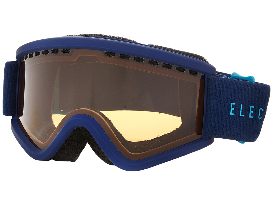 Electric Eyewear - EGV.K Navy/Cyan (Bronze) Snow Goggles