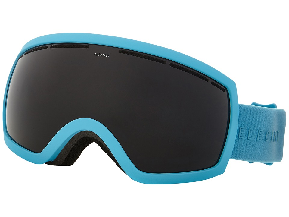 Electric Eyewear - EG2.5 Light Blue +Bonus Lens (Jet Black) Snow Goggles