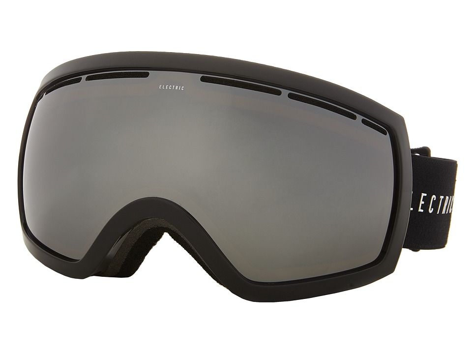 Electric Eyewear - EG2.5 Gloss Black +Bonus Lens (Bronze/Silver Chrome) Snow Goggles