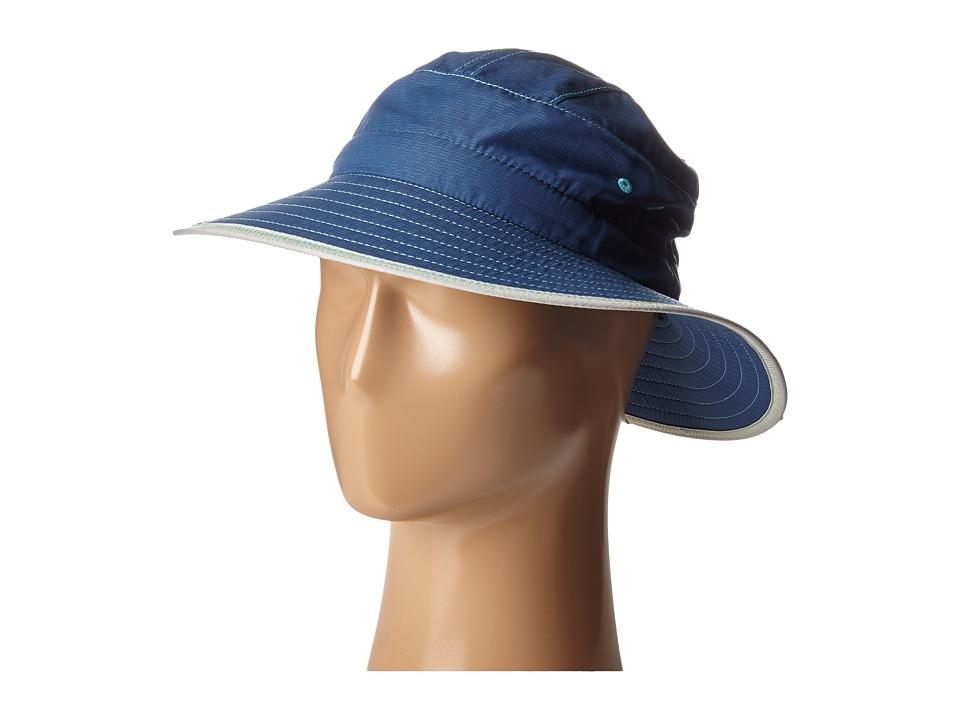 Pistil - Marisa Sun Hat (Marine) Caps