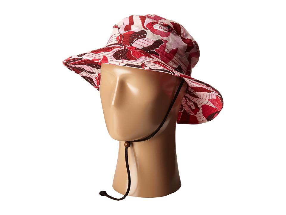 Pistil - Tristan Sun Hat (Pink) Caps