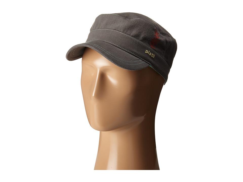 Pistil - Ranger (Graphite) Caps