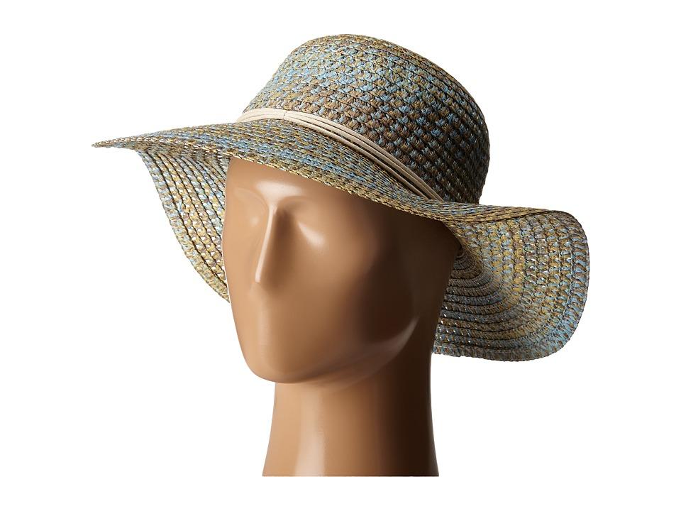 Pistil - Loni Sun Hat (Aqua) Caps