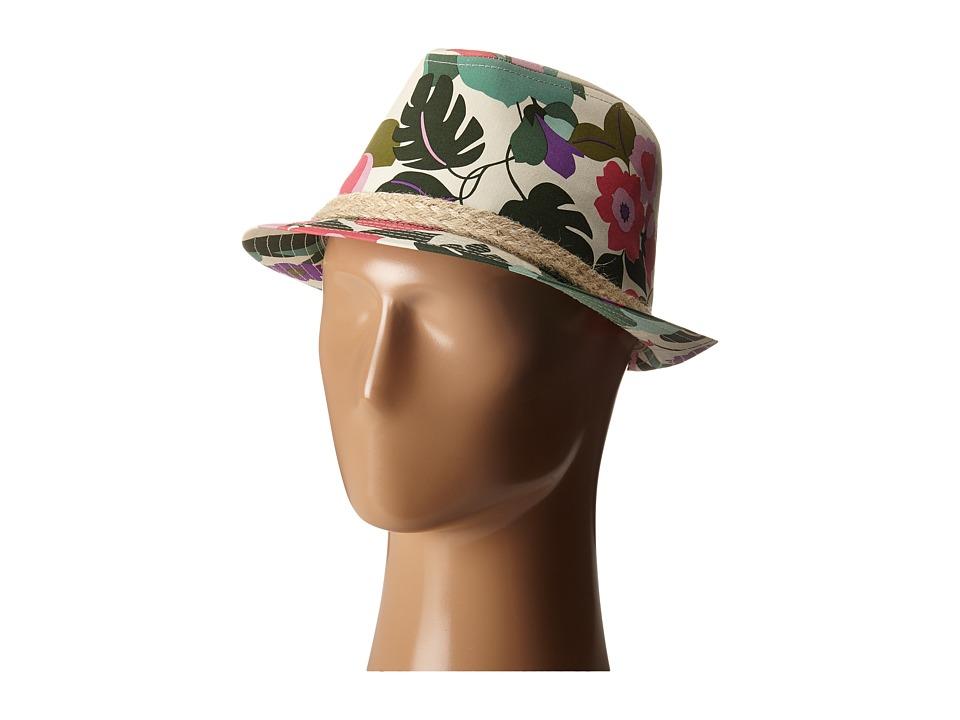 Pistil - Bardot Fedora (Pink) Fedora Hats