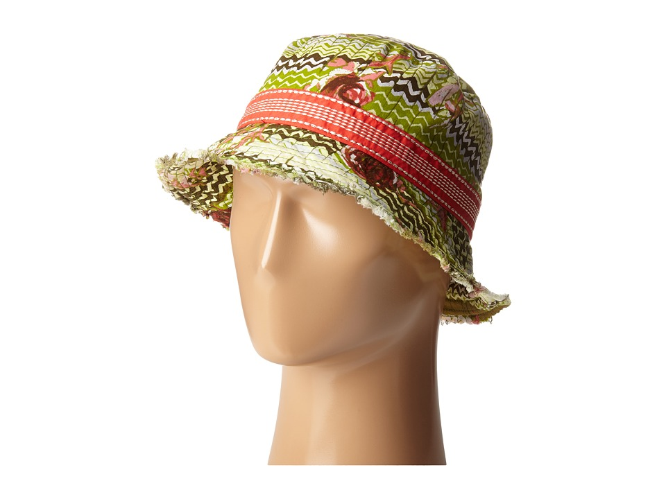 Pistil - Miley Sun Hat (Lime) Caps