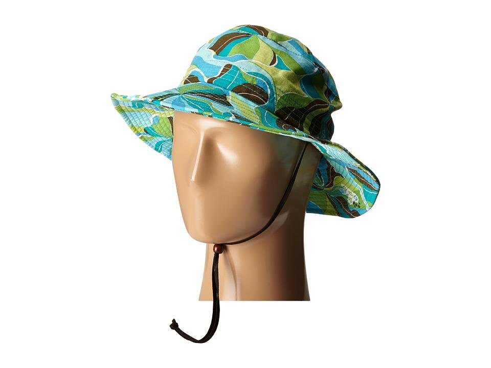 Pistil - Tristan Sun Hat (Aqua) Caps