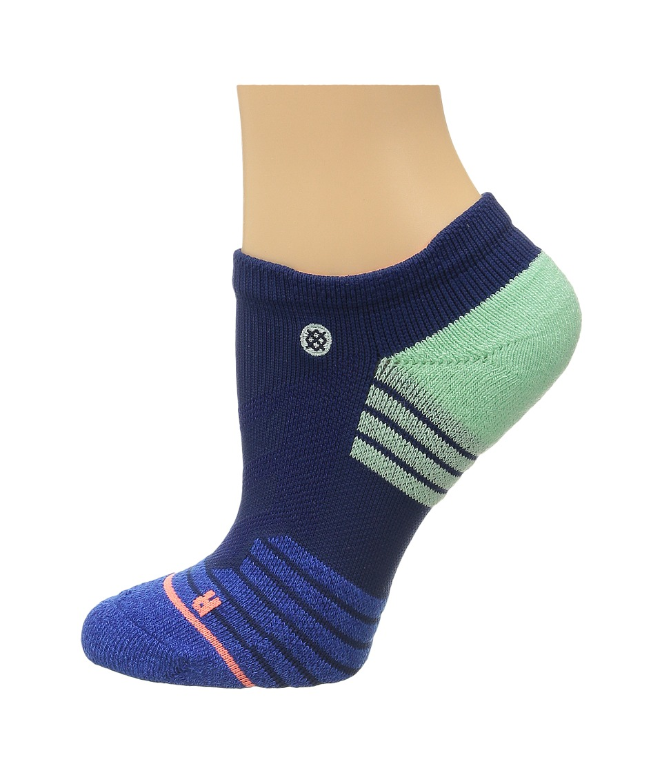 Stance - Dip Low (Navy) Women's Low Cut Socks Shoes
