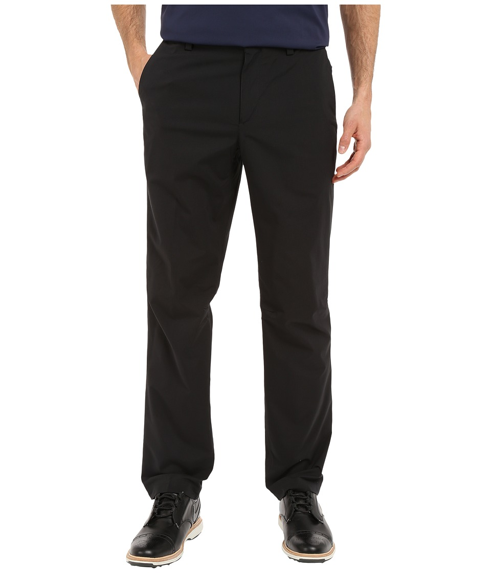 Nike Golf - Tiger Woods Adaptive Fit Woven Pants (Black/Reflective Silver) Men's Casual Pants