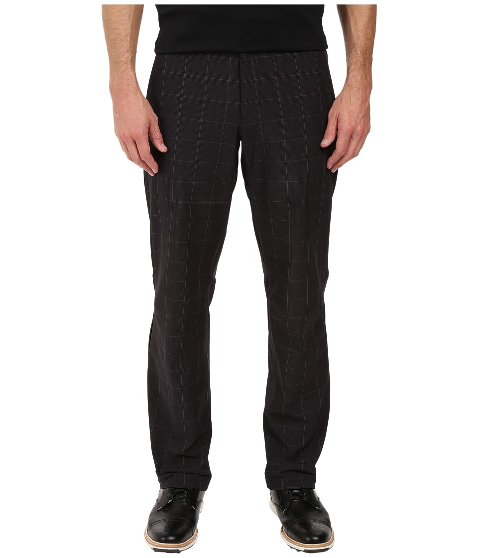 Nike Golf - Tiger Woods Weatherized Pants (Black/Reflect Black) Men's Casual Pants