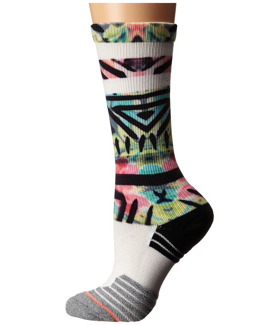 Stance - Pro Crew (Coral) Women's Crew Cut Socks Shoes
