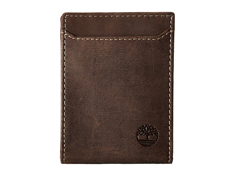 Timberland - Marlboro Flip Clip (Brown) Wallet Handbags