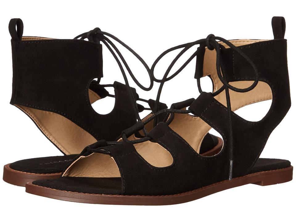 Chinese Laundry Guess Who (Black Micro Suede) Women