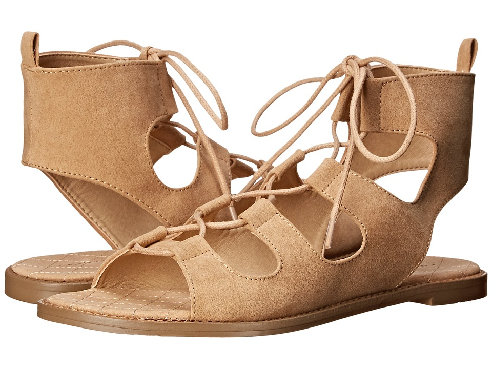 Chinese Laundry - Guess Who (Cafe Micro Suede) Women's Shoes