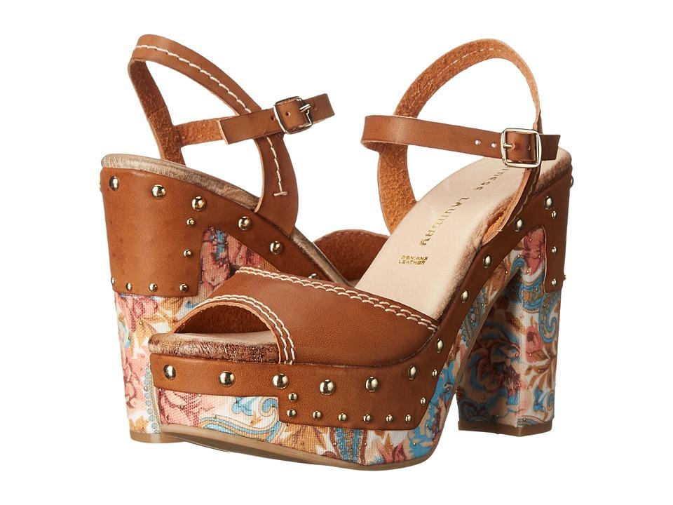 Chinese Laundry Callista (Rich Brown Summer) High Heels