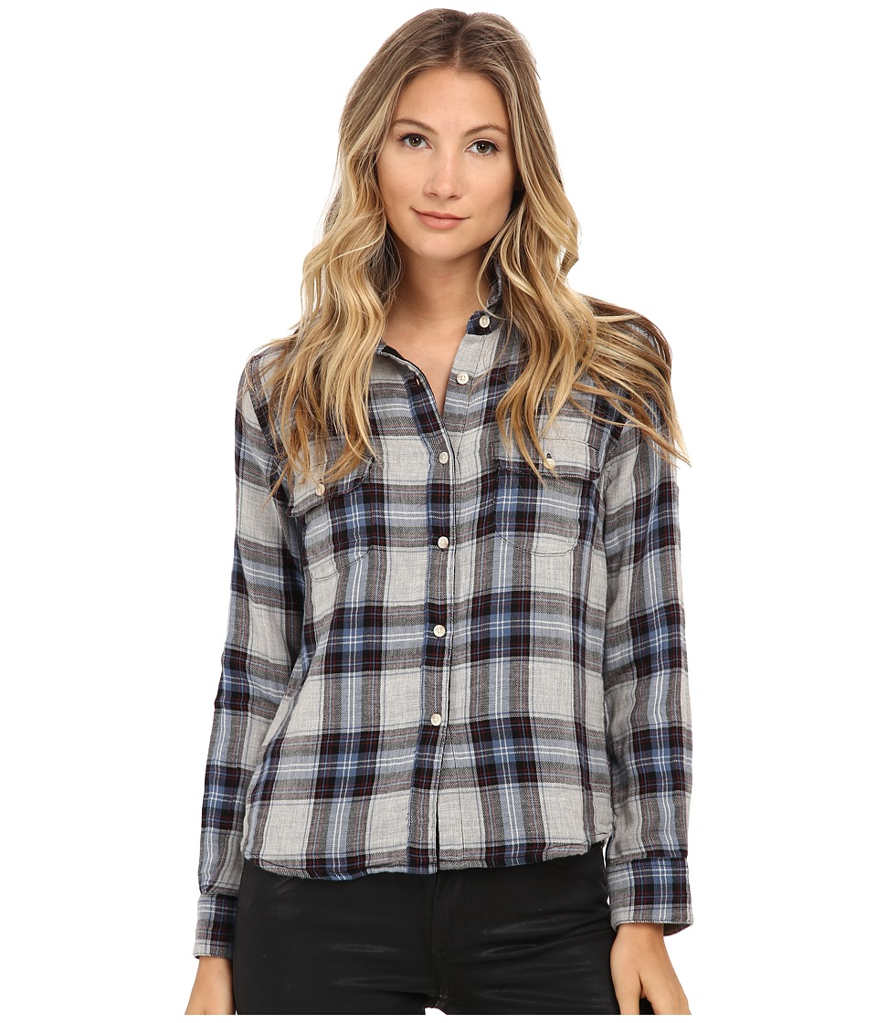 Joe's Jeans - Winnie Shirt (Heather/Cascade) Women's Clothing