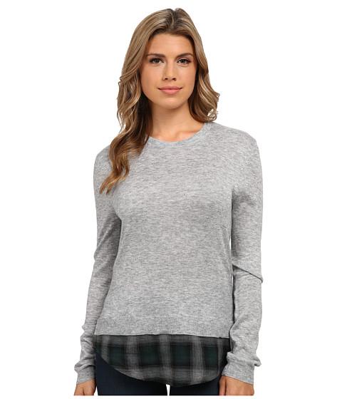 Joe's Jeans - Azure Sweater (Heather/Plaid) Women's Sweater