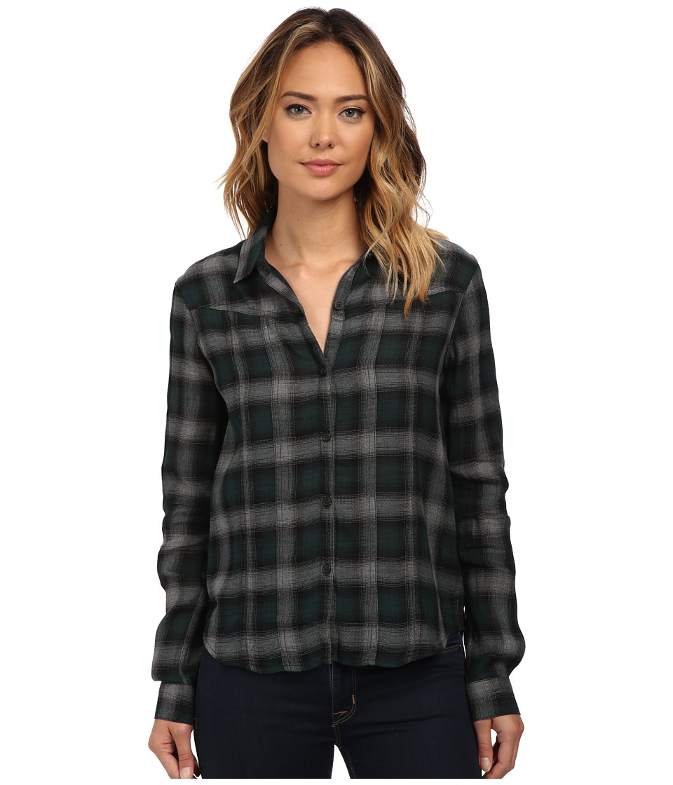 Joe's Jeans - Vivi Shirt (Heather Plaid) Women's Clothing