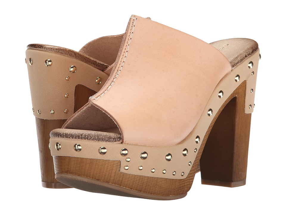 Chinese Laundry Chamomile (Natural Buff Leather) High Heels