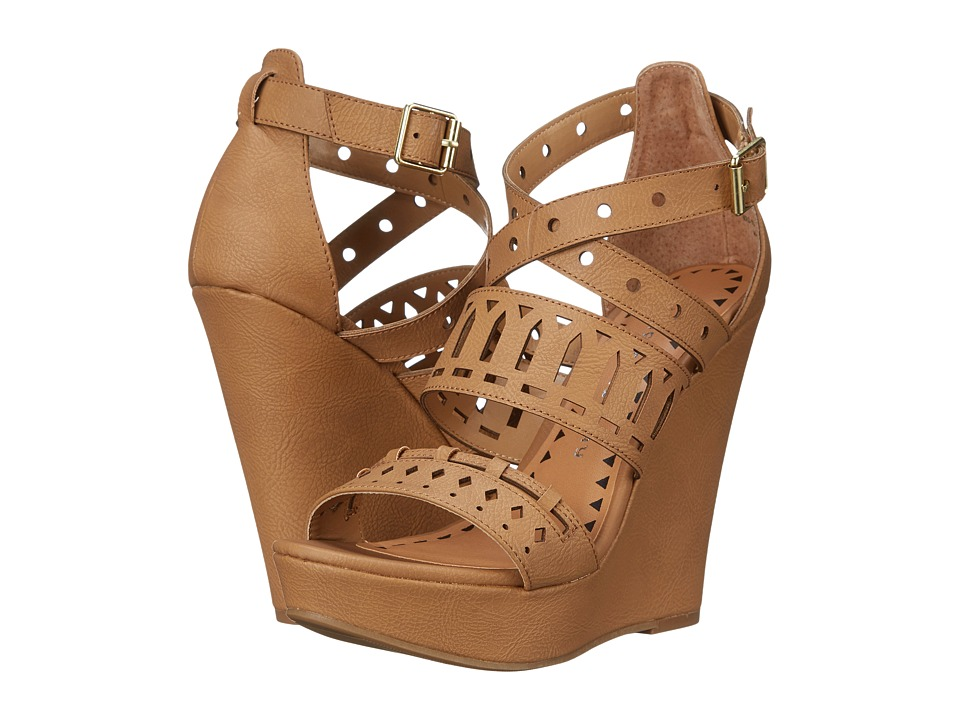 Chinese Laundry - Montrose Oil (Camel) Women's Shoes