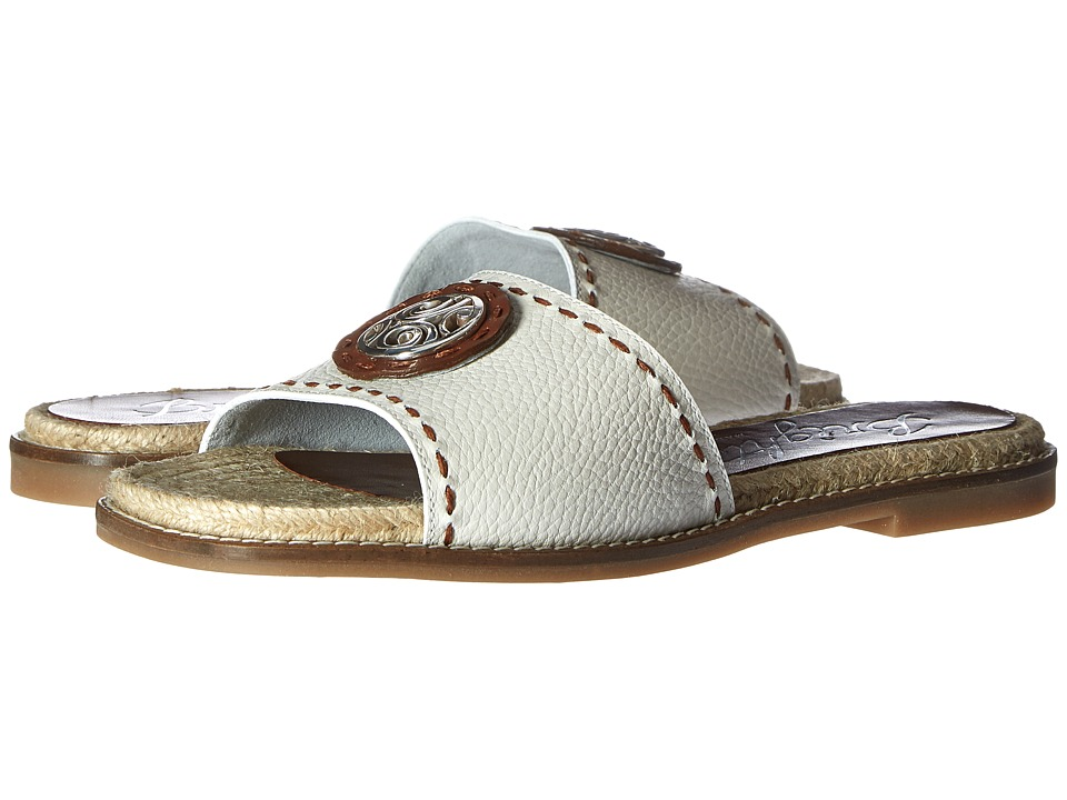 Brighton - Elliot (White Granola) Women's Sandals