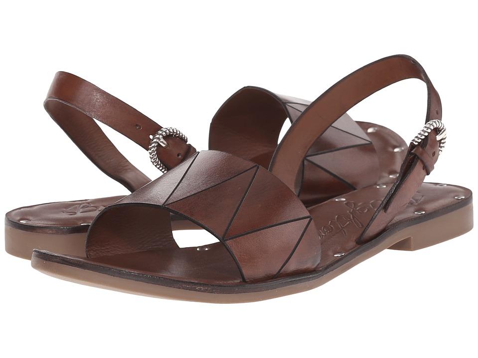 Brighton - Asbury (Caramel Vacchetta) Women's Sandals