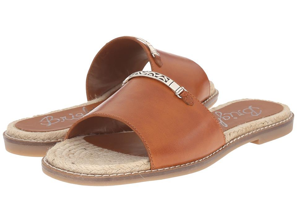 Brighton - Etta (Luggage Vacchetta) Women's Sandals