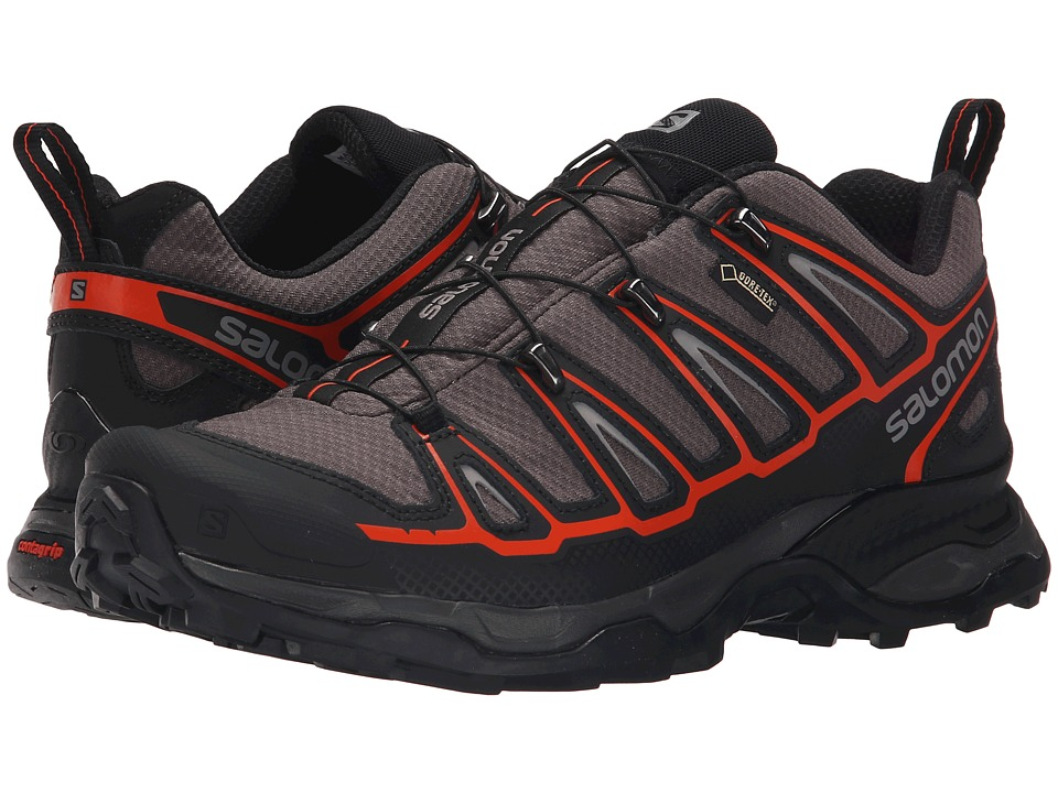 Salomon - X Ultra 2 GTX (Autobahn/Black/Tomato Red) Men's Shoes