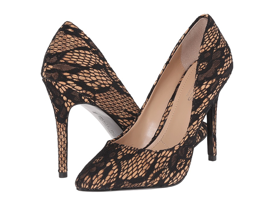 Charles by Charles David - Pact (Black Lace) High Heels
