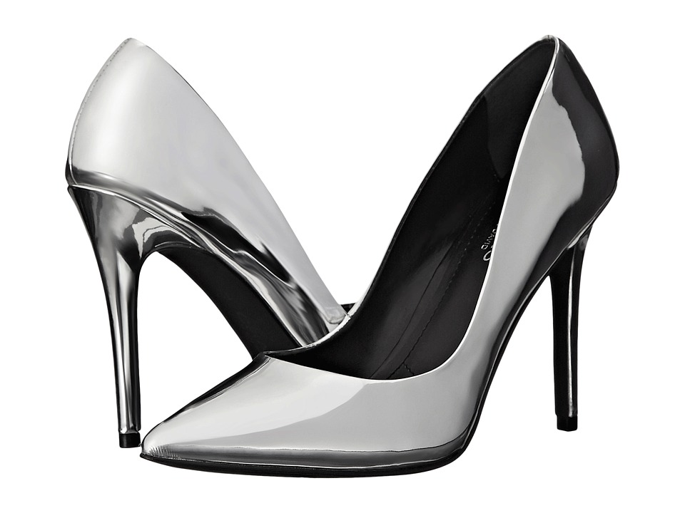 Charles by Charles David - Pact (Silver Speccio) High Heels