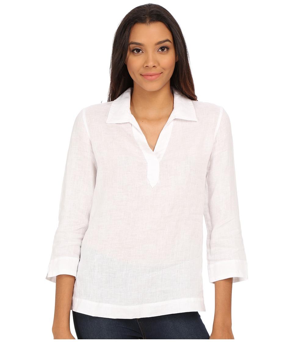 Lilly Pulitzer - Gasparilla Tunic (Resort White) Women's Clothing