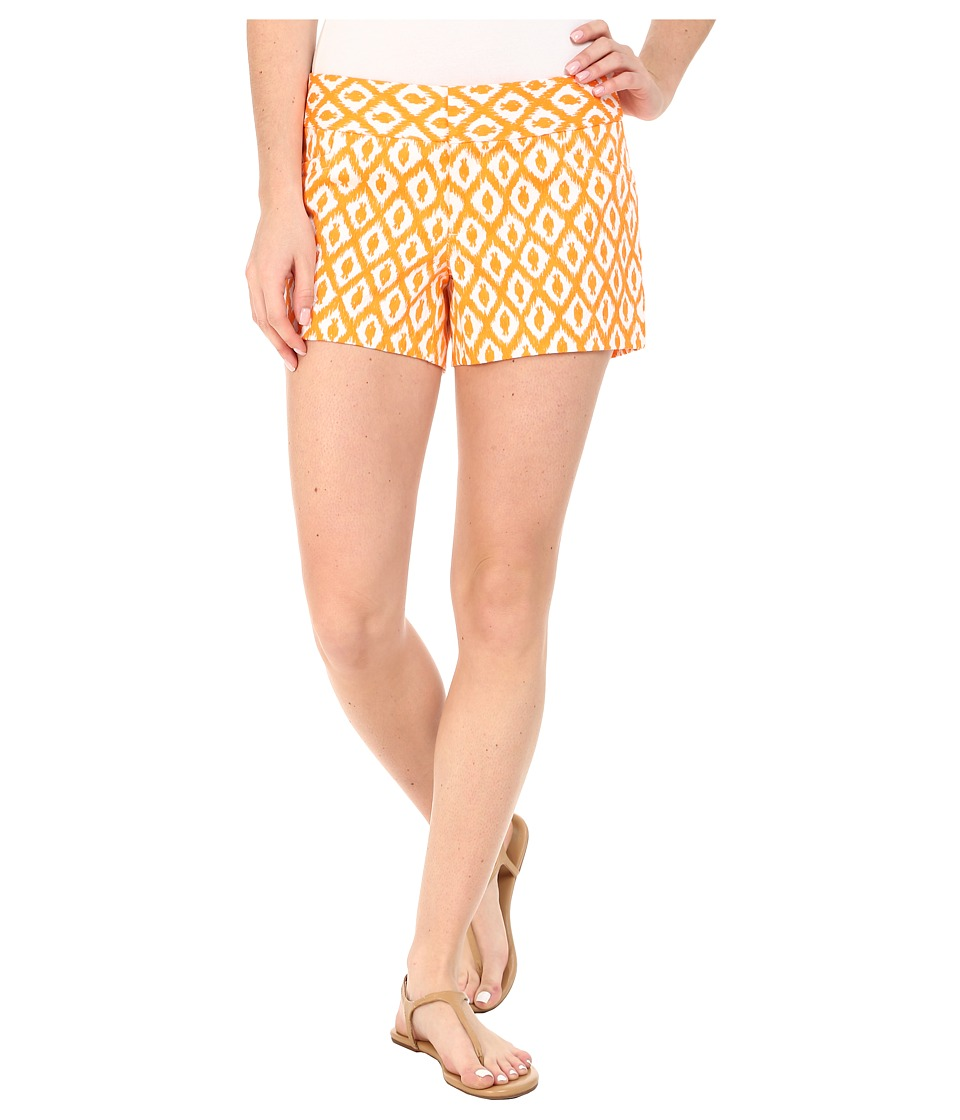 Lilly Pulitzer - Ellie Shorts (Nectar Orange Little Fish Small) Women's Shorts