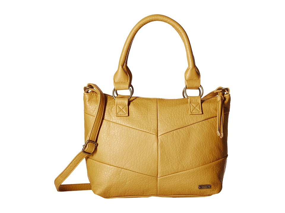 Vans - Jenna Small Bag (Spruce Yellow) Handbags