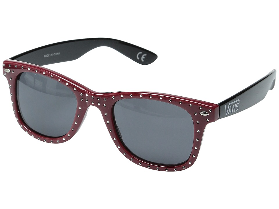Vans - Gone Girl Sunglasses (Rumba Red) Sport Sunglasses