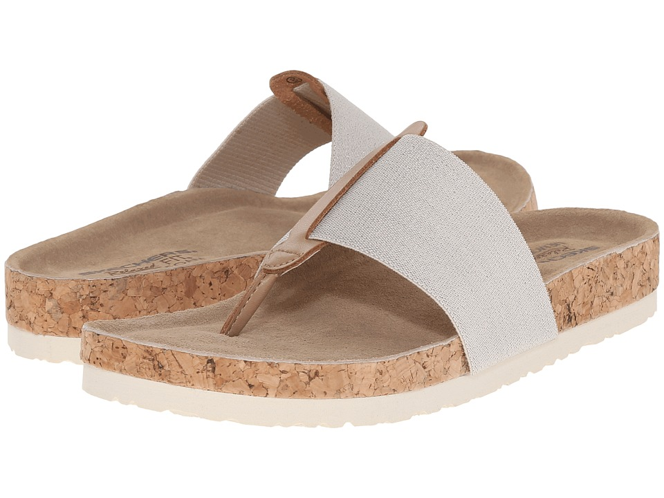 SKECHERS - Granola - Shimmer Chic (Natural) Women's Sandals