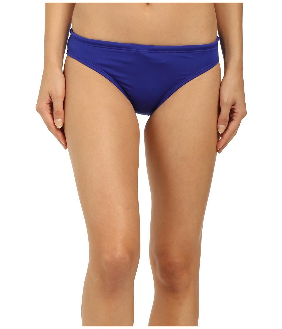 TYR Solid Brites Bikini Bottom (Velvet) Women