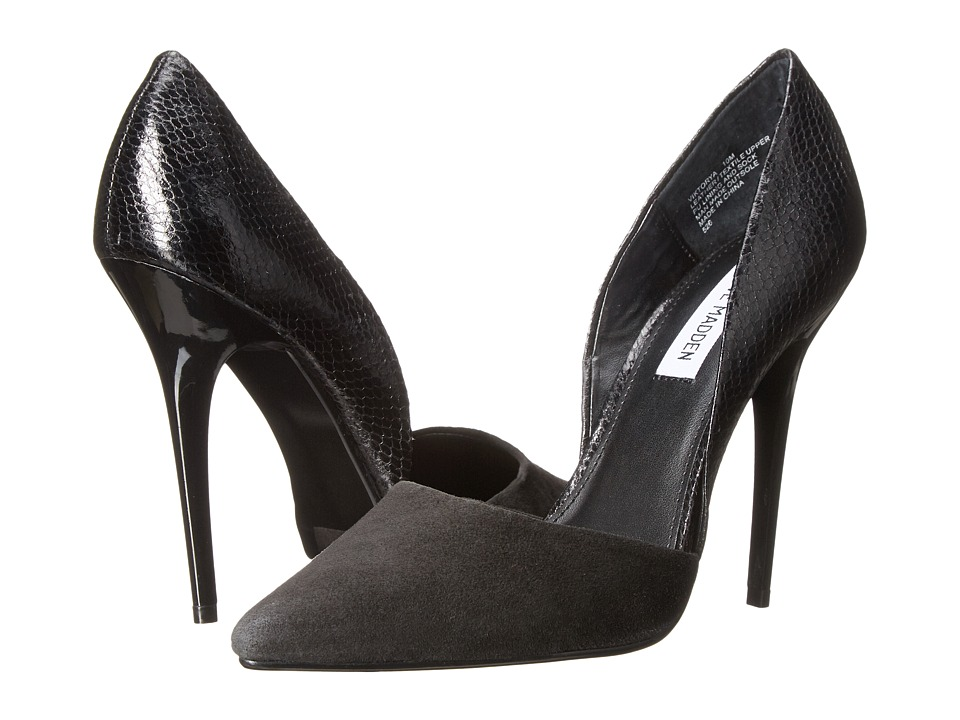 Steve Madden - Viktorya (Black Multi) High Heels