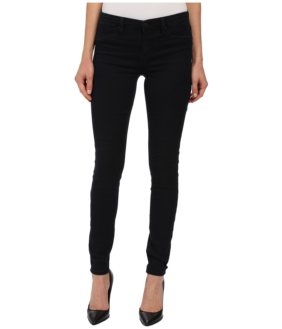 Blank NYC - Dark Blue with Black Back Detail On Waistband in Dark Blue (Dark Blue) Women's Jeans