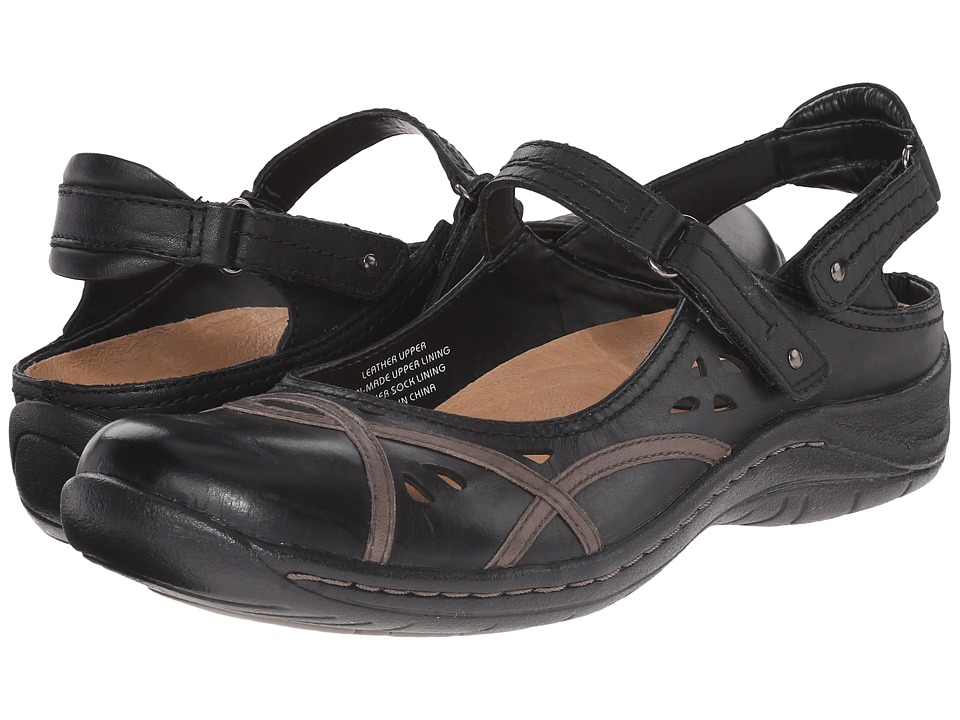 Earth - Pagoda (Black) Women's Shoes