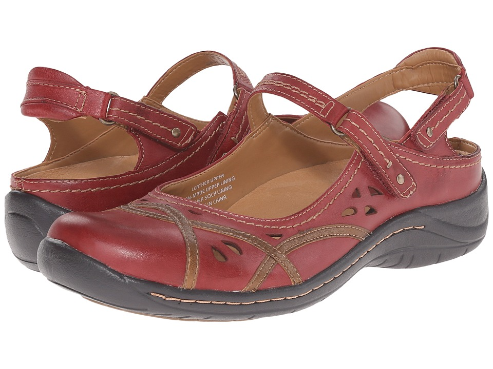 Earth - Pagoda (Regal Red) Women's Shoes