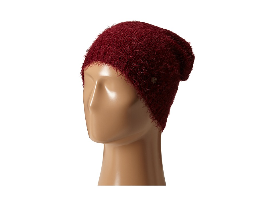 Billabong - Shades Of Dusk Beanie (Black Cherry) Beanies