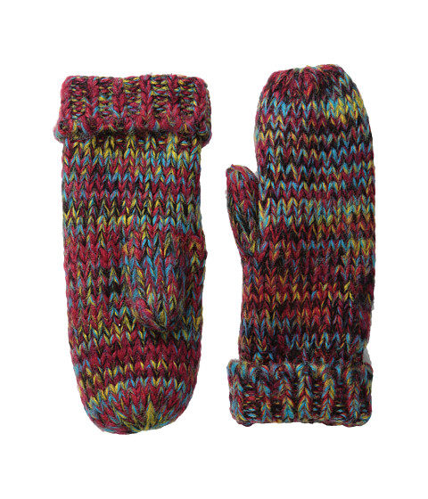 Billabong - Cold Water Kiss Mitten (Multi) Extreme Cold Weather Gloves