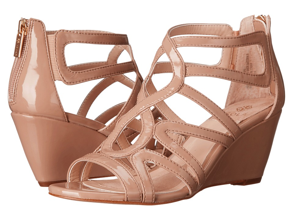 Isola - Flora (Sand Patent 1) High Heels