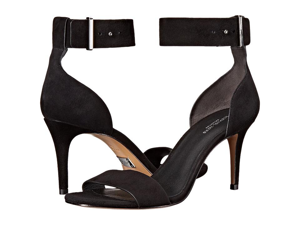 Michael Kors - Ames (Black Kid Suede) High Heels