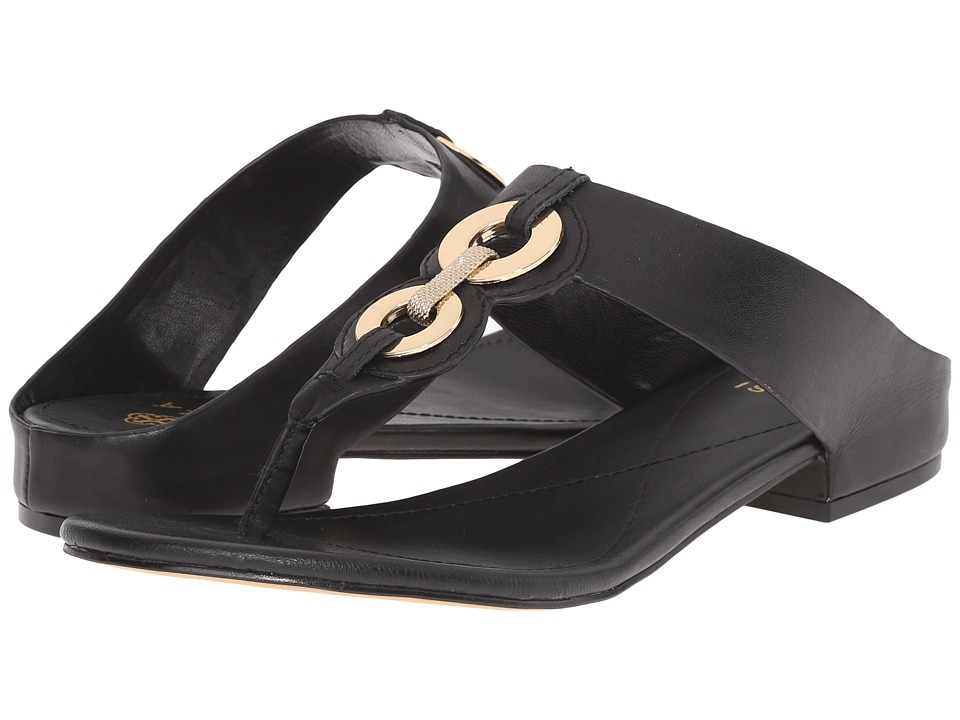 Isola Sabrina (Black Lucky Calf) Women