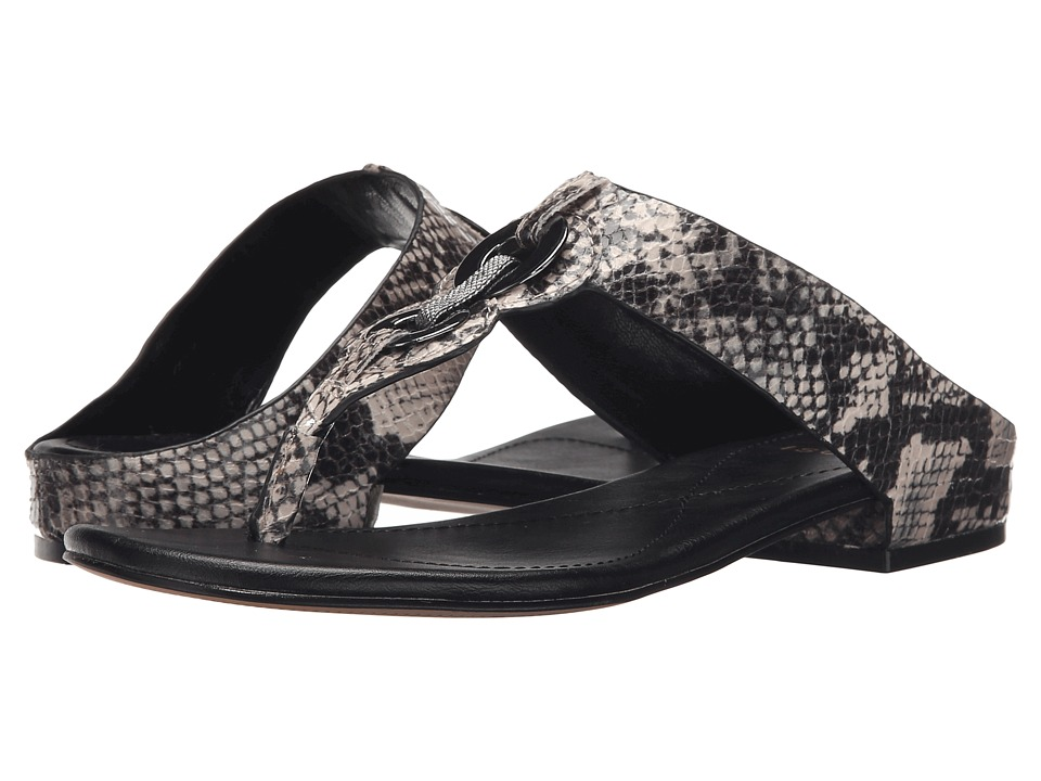Isola - Sabrina (Grey Snake Print) Women's Sandals