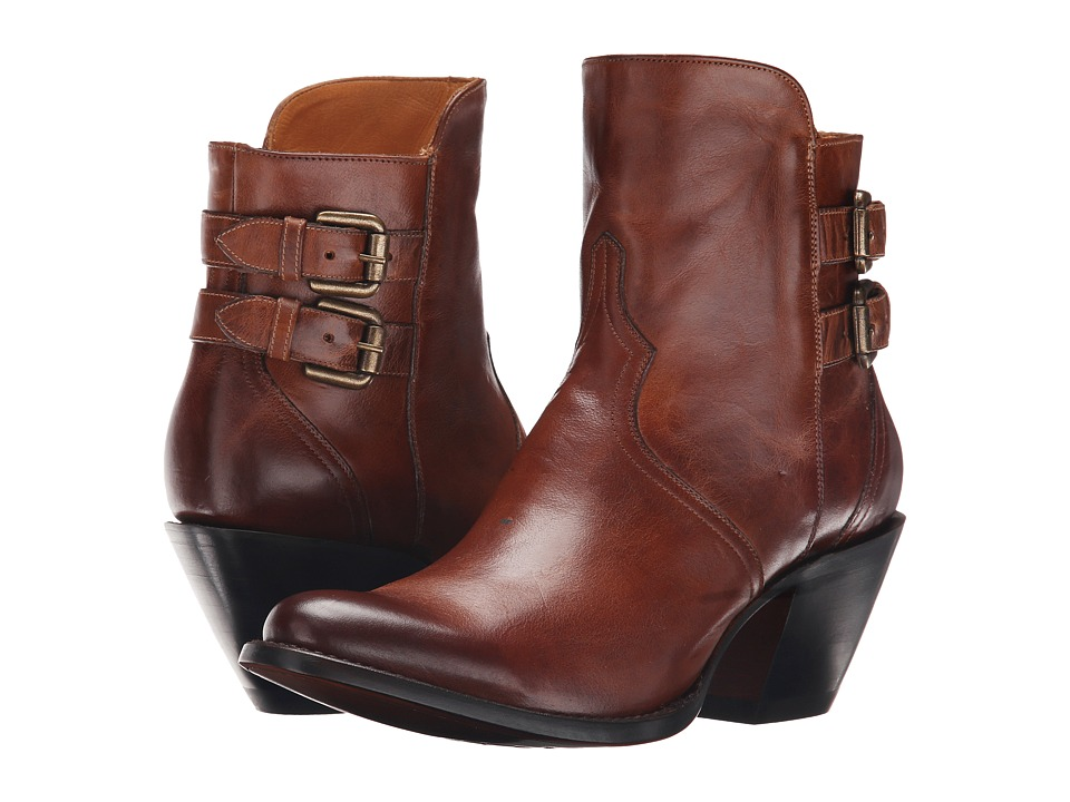 Lucchese - Catalina (Cognac) Cowboy Boots