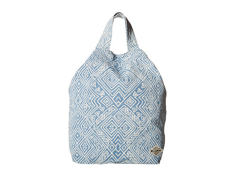 Billabong - Trust The Timing Handbag (Denim) Handbags