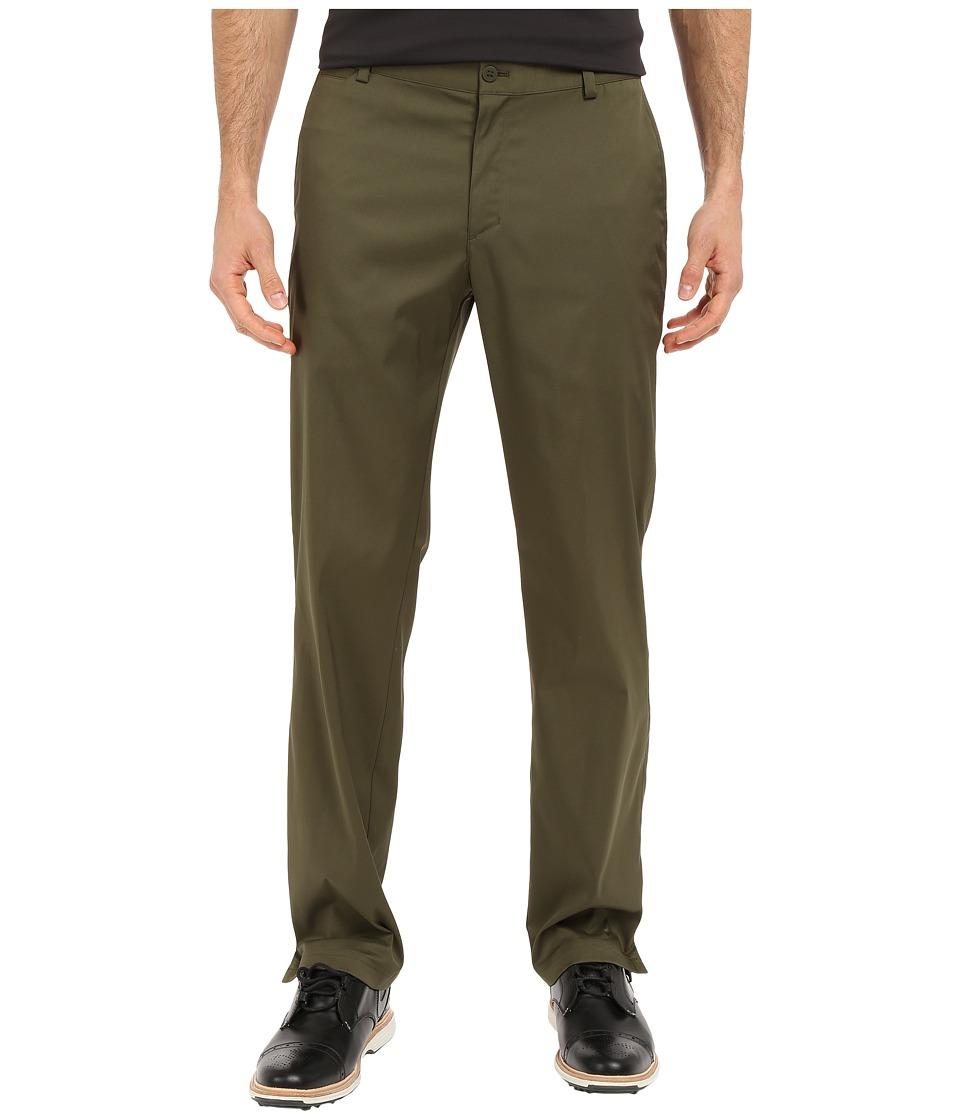 Nike - Flat Front Pant (Cargo Khaki/Cargo Khaki) Men's Casual Pants