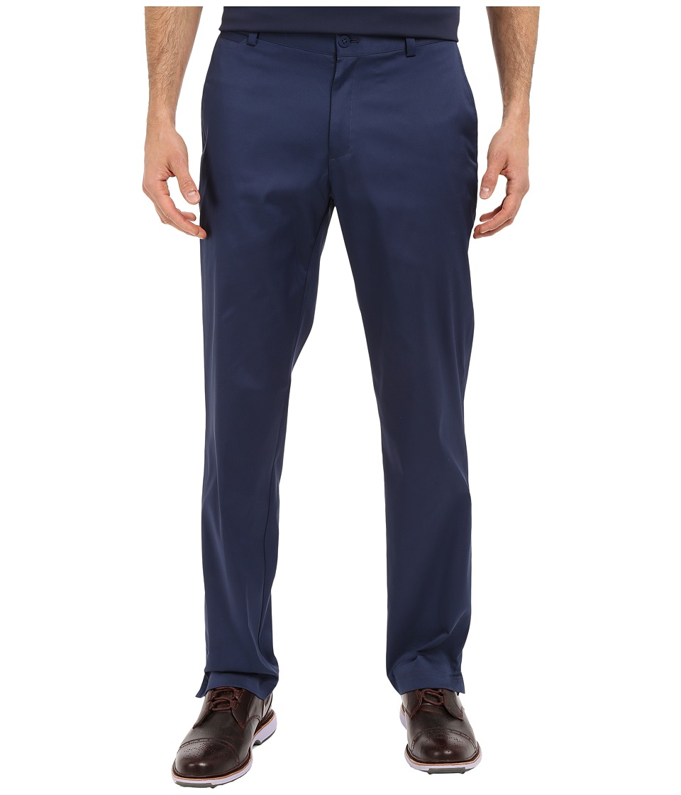 Nike Golf - Flat Front Pant (Midnight Navy/Midnight Navy) Men's Casual Pants