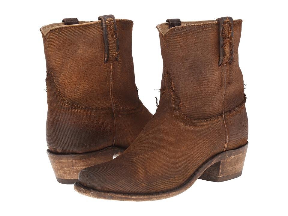 Lucchese - Reagan (Camel) Cowboy Boots